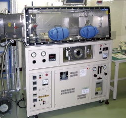 半自動真空シーム溶接機