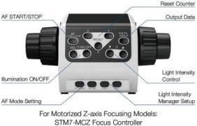 高級顕微鏡用フォーカスコントローラー